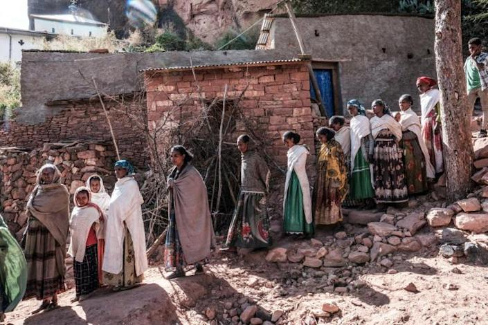 Residents of Tigray have told human rights groups and journalists of massacres, widespread sexual violence and indiscriminate killings