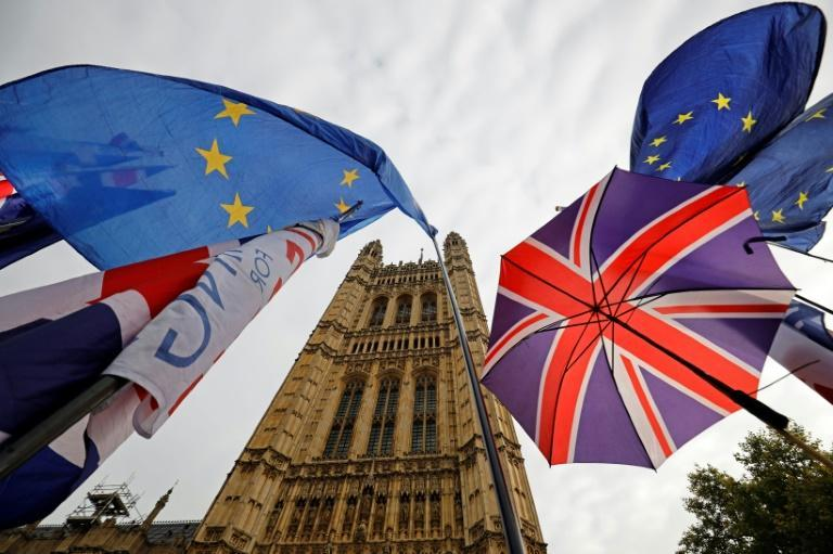 Britain has said it is ready to accept the consequences of no deal if common ground cannot be found in the talks with the EU (AFP Photo/Tolga Akmen)