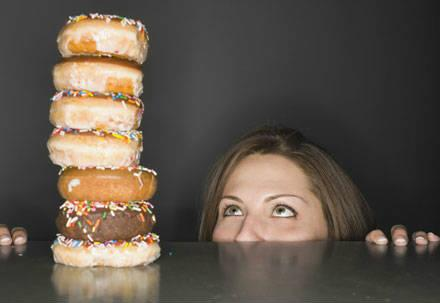 Mindless eating causes overconsumption