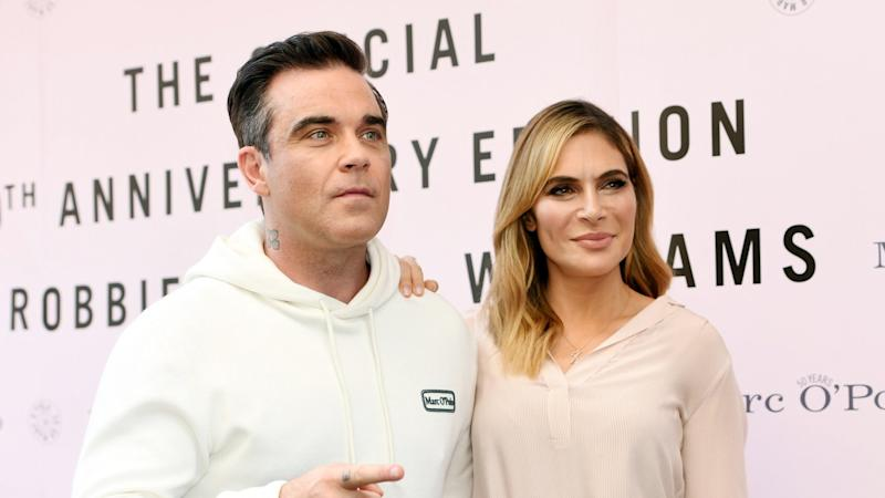 Ayda, la esposa de Robbie Williams, también podría estar en X Factor