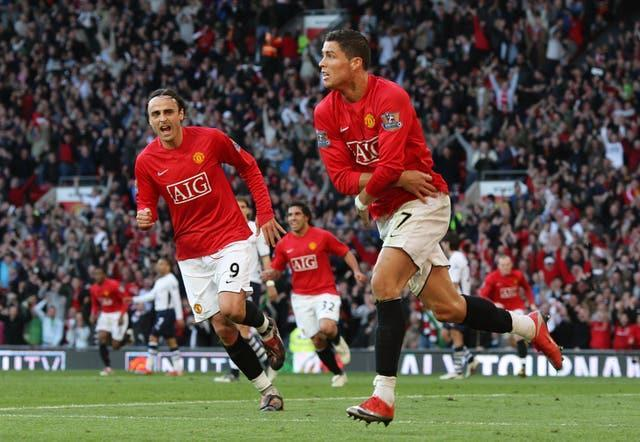 Cristiano Ronaldo enjoyed a hugely successful spell at Manchester United earlier in his career