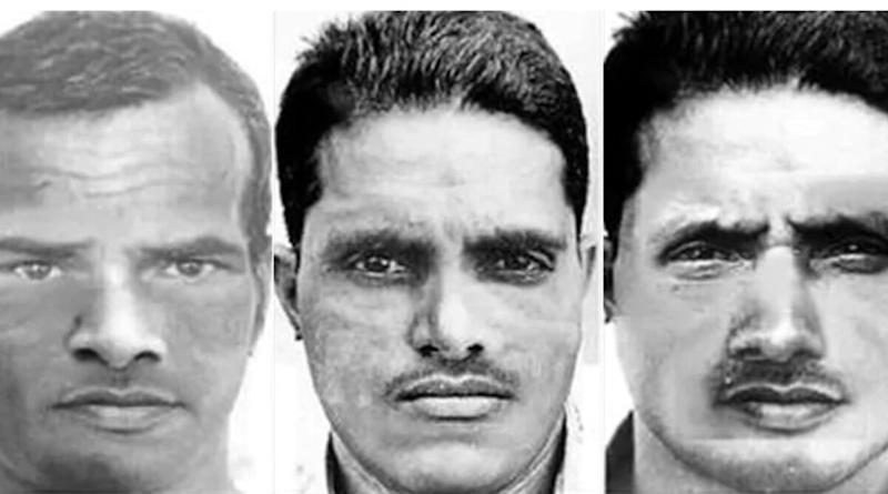 Hapur Rape Case: Accused Spotted With Country-Made Liquor in Amroha, Police Release 3 Sketches