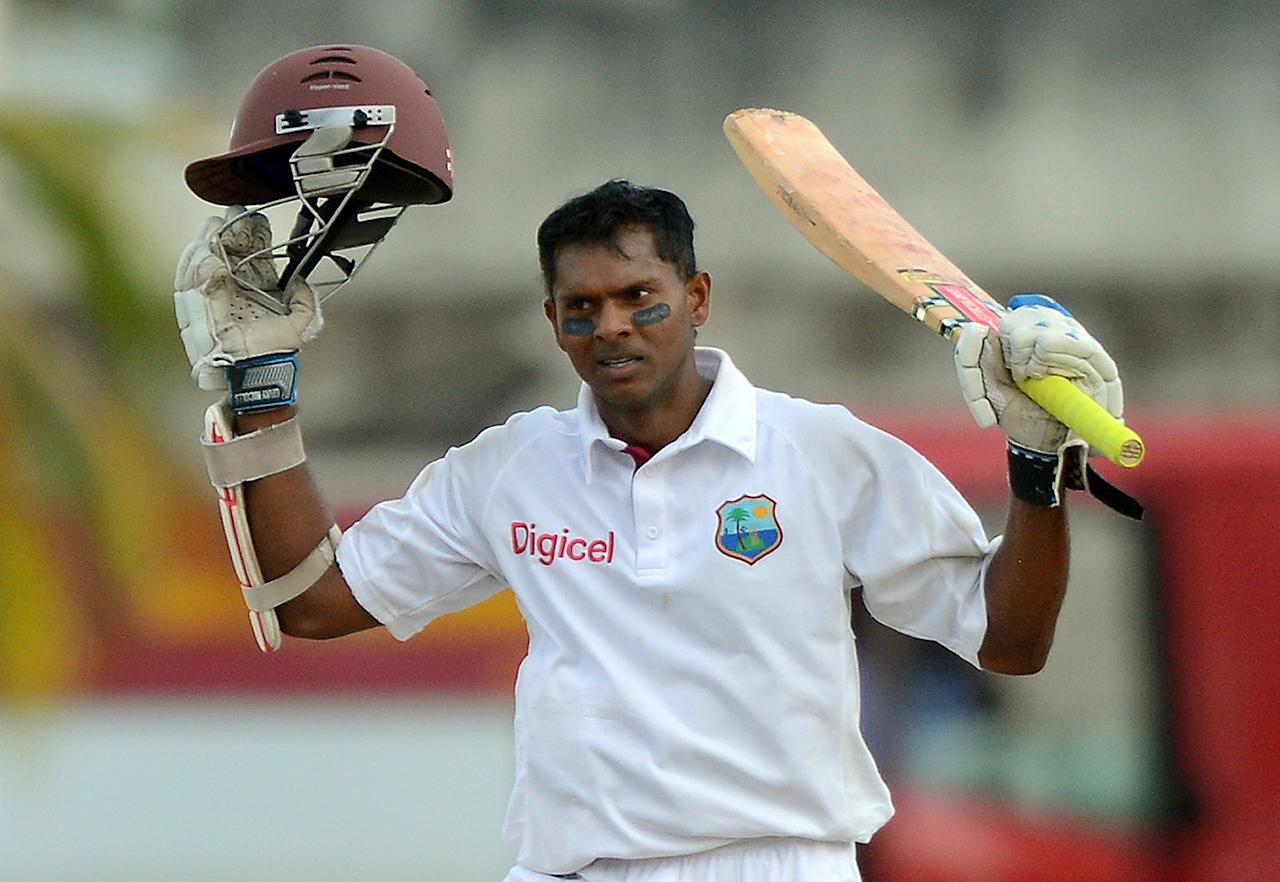 Shivnarine Chanderpaul: The veteran West Indies batsman had a dream series with the bat as not only was he among the runs, but he also became only the 10th batsman in Tests to cross the 10,000-run mark. Chanderpaul scored 346 runs, including one century and three half-centuries at an average of 86.50. Not surprisingly, he was named Man of the Series.
