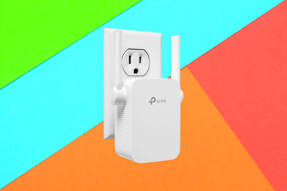 Save 33 percent on the TP-Link N300 Wi-Fi Extender. (Photo: Amazon)