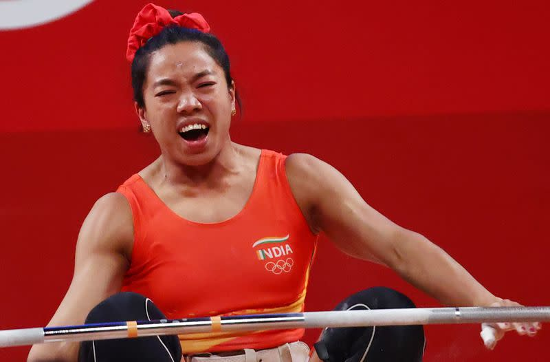 Weightlifting - Women's 49kg - Group A