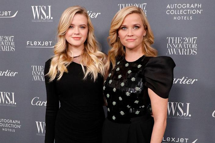 where does reese witherspoon daughter go to college