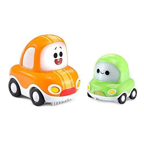"""<p><strong>VTech</strong></p><p>amazon.com</p><p><strong>$8.99</strong></p><p><a href=""""https://www.amazon.com/dp/B082SWJDNC?tag=syn-yahoo-20&ascsubtag=%5Bartid%7C10050.g.34056788%5Bsrc%7Cyahoo-us"""" rel=""""nofollow noopener"""" target=""""_blank"""" data-ylk=""""slk:Shop Now"""" class=""""link rapid-noclick-resp"""">Shop Now</a></p><p>Bring the hit show to real life with these fun cars. They light up, sing, and talk to eachother. </p>"""