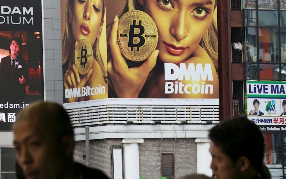 Cryptocurrency exchanges have been forced to lay off staff due to fluctuating prices - AP