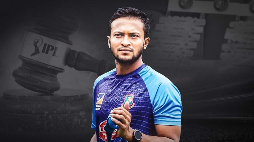 IPL 2021 Auction: Shakib Al Hasan sold to KKR