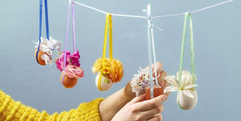 """<p>Easter is a peak time for crafts. Of course, there's one craft that almost every family will participate in: <a href=""""https://www.goodhousekeeping.com/holidays/easter-ideas/g419/easter-egg-decorating-ideas/"""" target=""""_blank"""">decorating Easter eggs</a>. But the fun doesn't have to stop there. You can also create all sorts of <a href=""""https://www.goodhousekeeping.com/holidays/easter-ideas/g1906/easter-flowers/"""" target=""""_blank"""">colorful flowers</a>, <a href=""""https://www.goodhousekeeping.com/holidays/easter-ideas/g977/spring-easter-wreaths/"""" target=""""_blank"""">welcoming wreaths</a>, and sweet bunnies and chicks. Since it's your first chance to <a href=""""https://www.goodhousekeeping.com/home/decorating-ideas/g30433830/spring-decorating-ideas/"""" target=""""_blank"""">decorate for spring</a>, you might as well go all out.  <br></p><p>To help you make your home so festive that the Easter Bunny couldn't miss it if he tried, we've rounded up the best Easter craft ideas for kids and adults. With bunny tail garlands, adorable cupcake toppers, eye-catching wall art, and more, these colorful DIYs will bring spring sunshine to every corner of your home. Just don't forget to whip up some <a href=""""https://www.goodhousekeeping.com/holidays/easter-ideas/g4141/easter-treats/"""" target=""""_blank"""">delicious Easter treats</a> to snack on while you craft.  </p>"""
