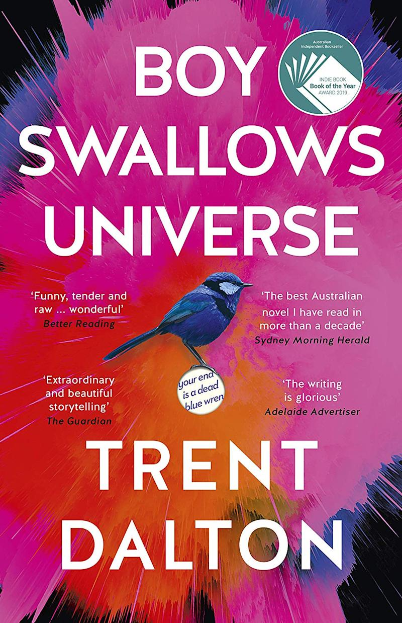 """One of the best Australian novels I've ever read"" The Guardian"