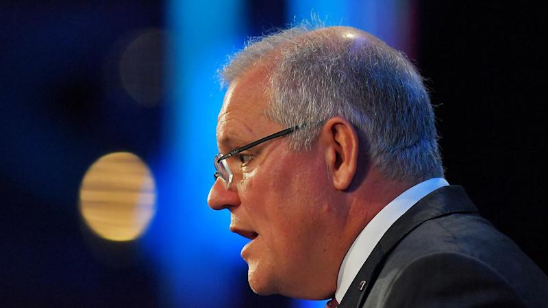 SCOTT MORRISON BCA ADDRESS
