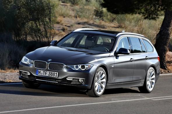 First Drive: The BMW 3-Series Touring
