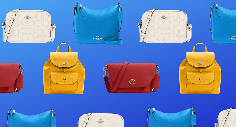 The 11 most stylish bags to pick up from the Coach Outlet clearance section (Photo via Coach Outlet)
