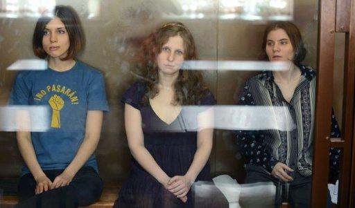 Russian prosecutors are seeking a three year prison sentence for the punk singers