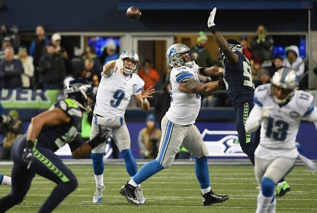 Matt Stafford led the league with eight fourth-quarter comebacks in 2016. (Getty)