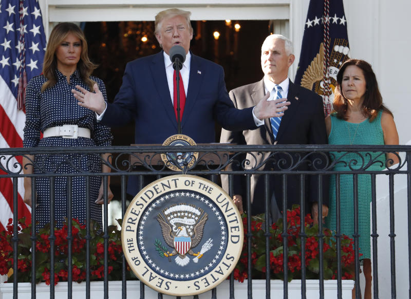Trump reveals why he didn't endorse Mike Pence for 2024 presidential run