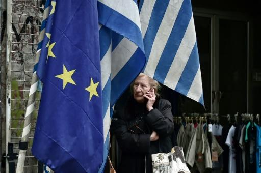 EU chops Greece growth forecast amid bailout row