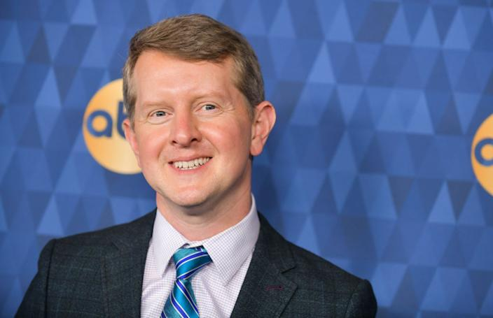 """Ken Jennings talks appearing on """"Jeopardy!"""" in a different role. (Photo: Rodin Eckenroth/WireImage)"""
