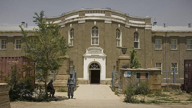 Museum Nasional Afghanistan (dok.wikimedia commons)
