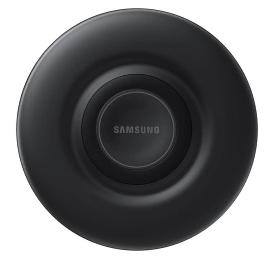 Samsung Qi Wireless Fast Charger Pad (Photo via Best Buy)