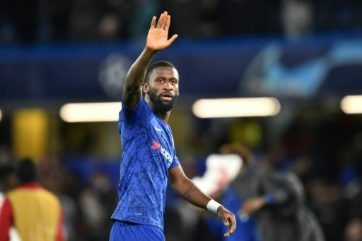 Chelsea's German defender Antonio Rudiger, pictured in early December, says he hopes the offenders will be identified and punished