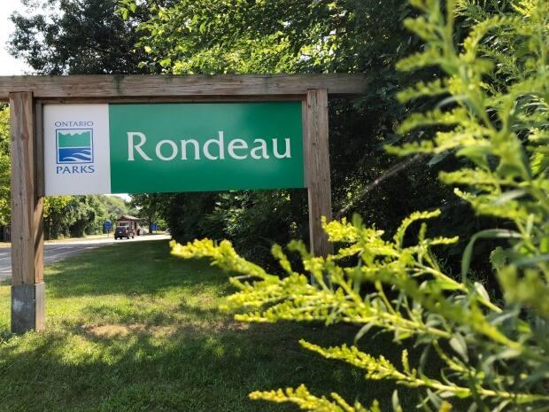 Rondeau Provincial Park, in Chatham-Kent, is one of just two provincial parks in Ontario that has private cottages. The other is Algonquin. (Chris Ensing/CBC - image credit)