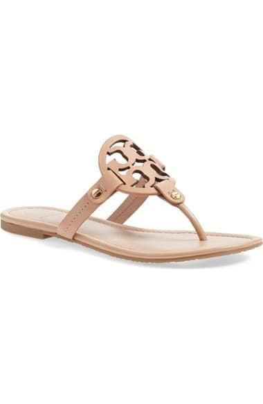 <p>Get these <span>Tory Burch Miller Flip Flops</span> ($198) for warmer weather.</p>