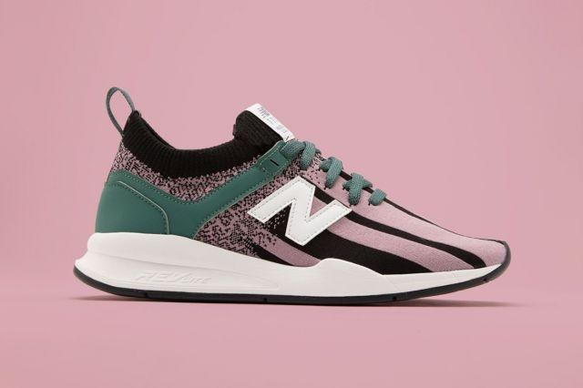 New Balance and Unmade team up to create customizable shoes