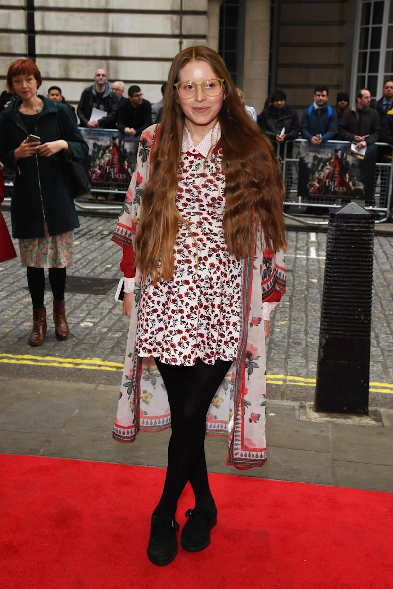 Jessie Cave pictured in 2016 (Dave Benett)
