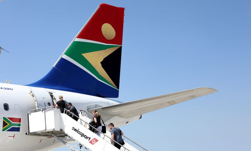 Route cuts intended to make South African Airways sustainable: rescue team