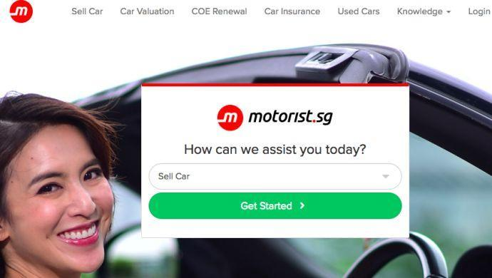 Singapore's Motorist raises seed funding round from co-founders of JobsCentral, Zopim