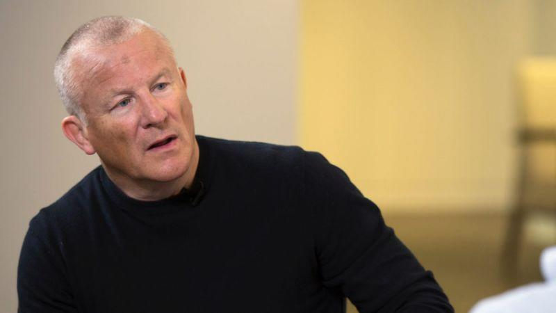 Embattled money manager Neil Woodford. Photo: Woodford Funds/YouTube