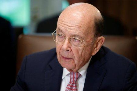 FILE PHOTO: U.S. Commerce Secretary Wilbur Ross attends a cabinet meeting at the White House in Washington, U.S., July 18, 2018. REUTERS/Leah Millis