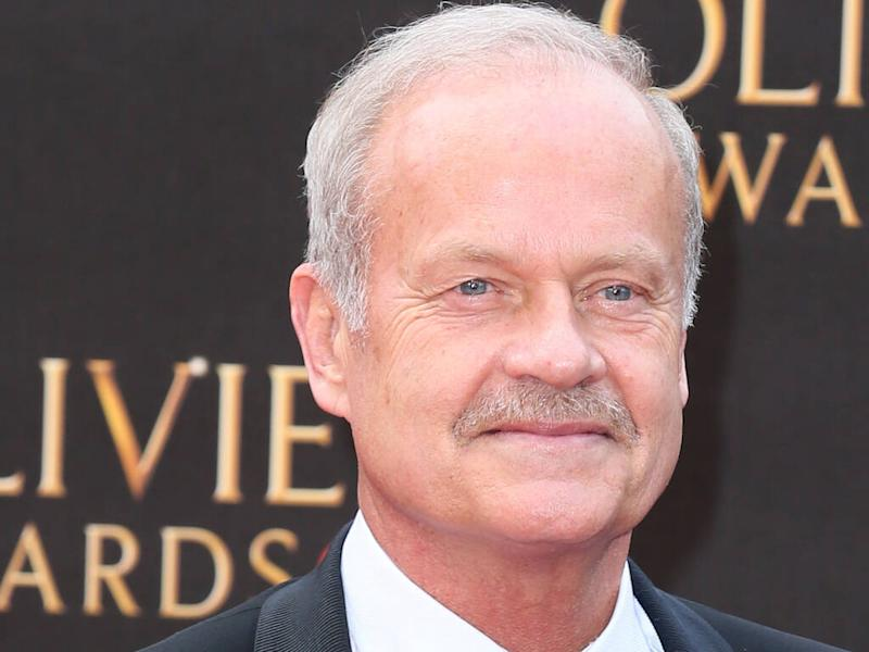 Kelsey Grammer's ex-wife slams accusation she asked for divorce at his mother's funeral