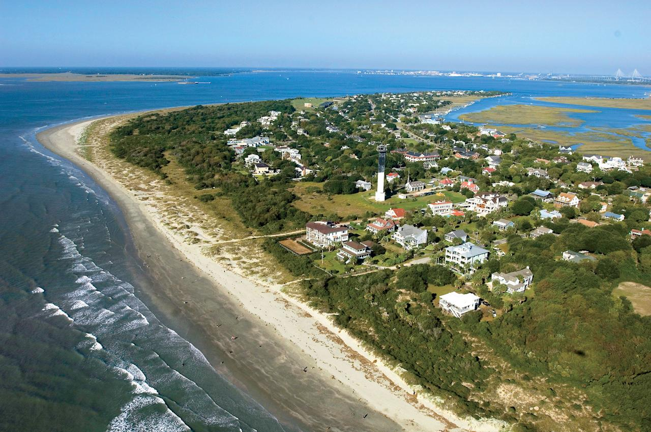 2016 Happiest Seaside Towns In America