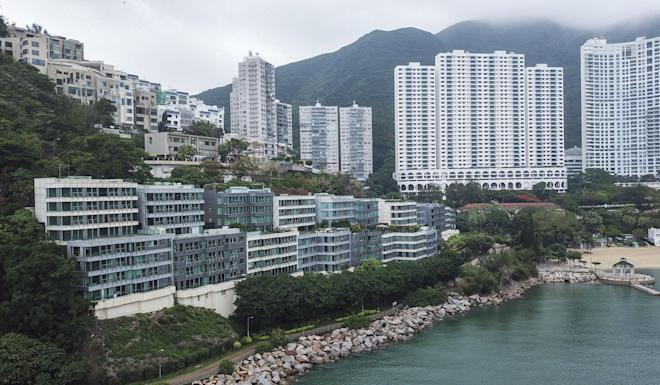 Repulse Bay in the Southern district, where demand for domestic workers is among the highest in Hong Kong. Photo: Roy Issa