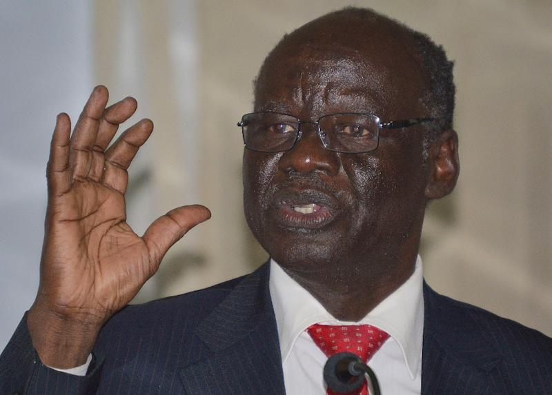 Lam Akol, chairman of South Sudan's main opposition party, is a former warlord who fought on both sides during Sudan's 1983-2005 civil war