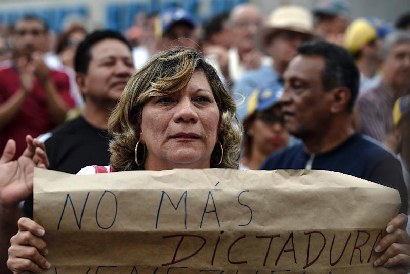 At least five people have been killed in recent protests against Venezuela's socialist government