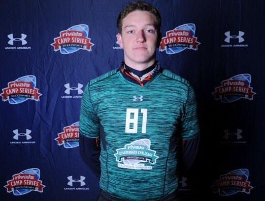 Baylor's search for a QB - maybe two - for the 2018 class continues. What kind of option does Kevin Doyle present?