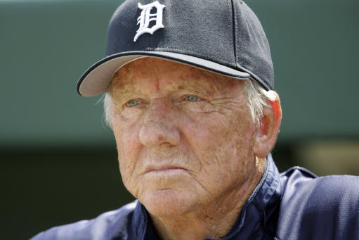 Al Kaline, Detroit Tigers legend, dead at 85