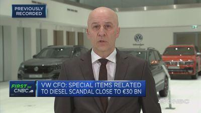 China can now rival the US with new innovations in tech, VW finance chief says
