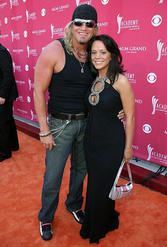 "Sorry Ira Dean. Sleeveless shirts are never appropriate for the red carpet. Frazer Harrison/ACMA/<a href=""http://www.gettyimages.com/"" target=""new"">GettyImages.com</a> - May 18, 2008"