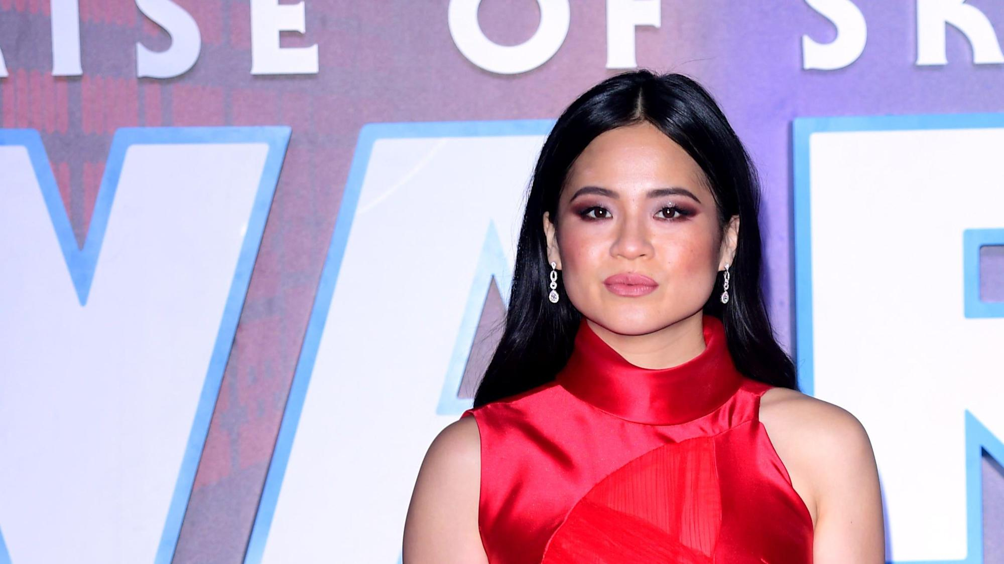 Kelly Marie Tran says she is 'so much happier without being on the internet'
