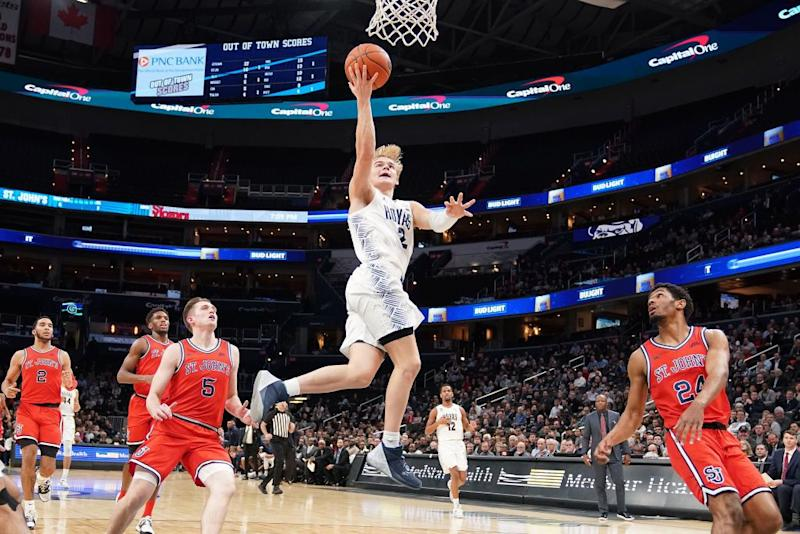 Viral dunk star Mac McClung declares for NBA Draft