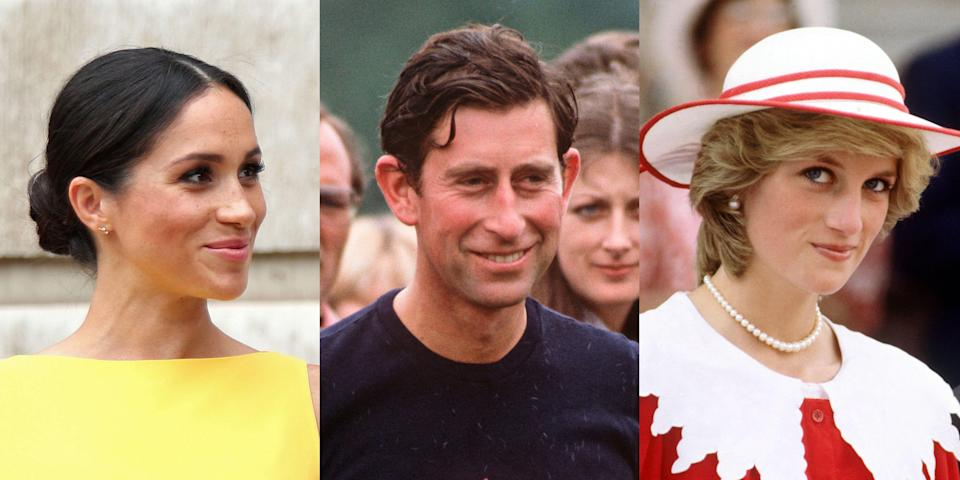 """<p>Sure, being a member of the royal family seems cool and all, but have you ever looked at <a href=""""https://www.marieclaire.com/culture/g4985/strict-rules-the-royal-family-has-to-follow/"""" rel=""""nofollow noopener"""" target=""""_blank"""" data-ylk=""""slk:the massive list of rules they're supposed to follow"""" class=""""link rapid-noclick-resp"""">the <em>massive</em> list of rules they're supposed to follow</a>? From avoiding hugs to saying no to autographs, the royal family has to follow a slew of weirdly specific (a.k.a. strict) guidelines. But since nobody (not even the Queen) is perfect, here are 30 times the royal family epically broke tradition. </p>"""