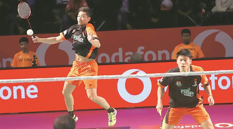 badminton, Kento Momota, Rio Olympics, japan olympics, badminton news, sports news, indian express