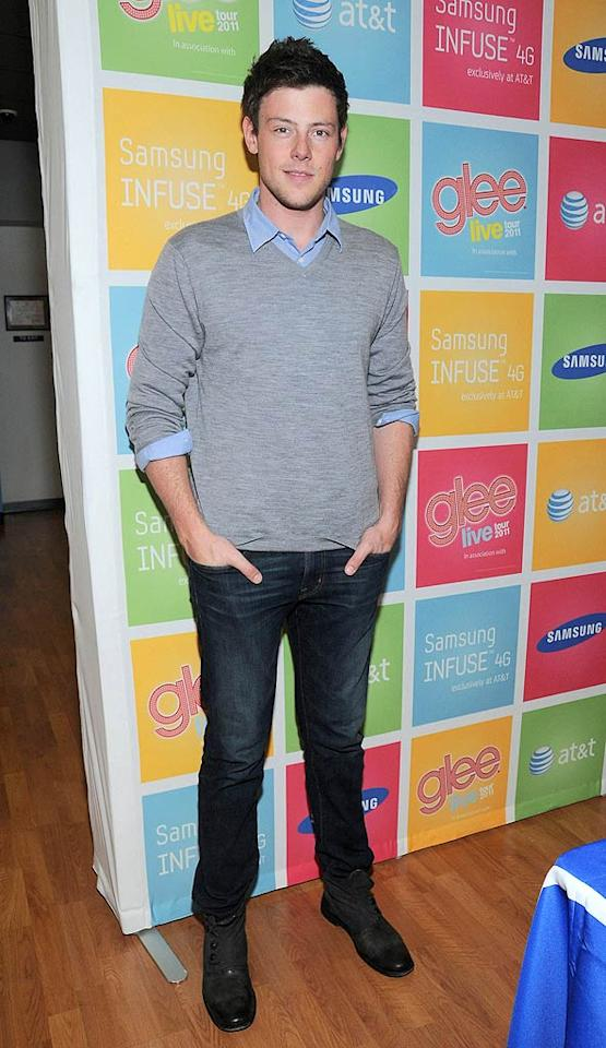 """<strong>Cory Monteith:</strong> """"Glee's"""" clean-cut Cory is just so cute! (05/24/2011)<br><br><a target=""""_blank"""" href=""""http://www.seventeen.com/entertainment/features/most-iconic-seventeen-covers?link=emb&dom=yah_omg&src=syn&con=slide&mag=svn"""">See the Most Iconic Seventeen Magazine Covers</a>"""