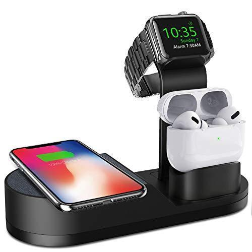Deszon Wireless Charger iWatch Stand