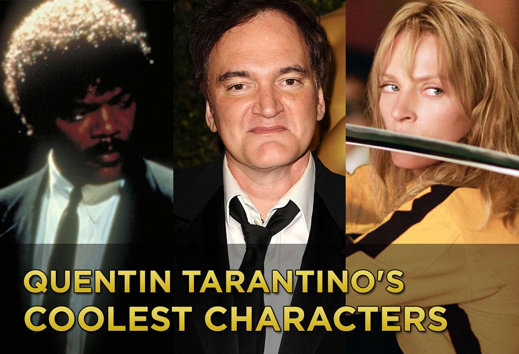 We'll be the first to admit, picking the coolest among Tarantino's famously cool characters is a near impossible task. It's freaking Tarantino, after all! — renowned for creating cinema's most quoted, bada-- characters. And yes, we realize we are putting out this ranked list -- in honor of the famed auteur's 50th birthday -- at our own risk.